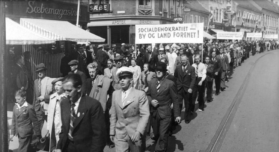 Historie-Socialdemokrater