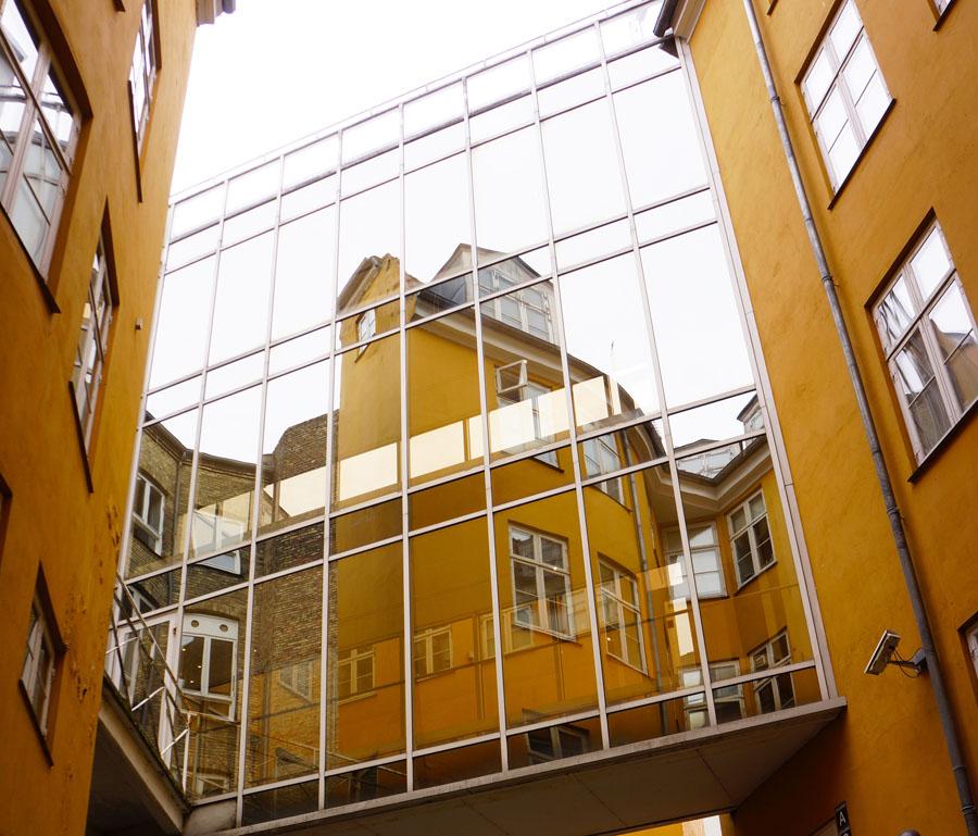 Selvbiografi-Frederiksborggade