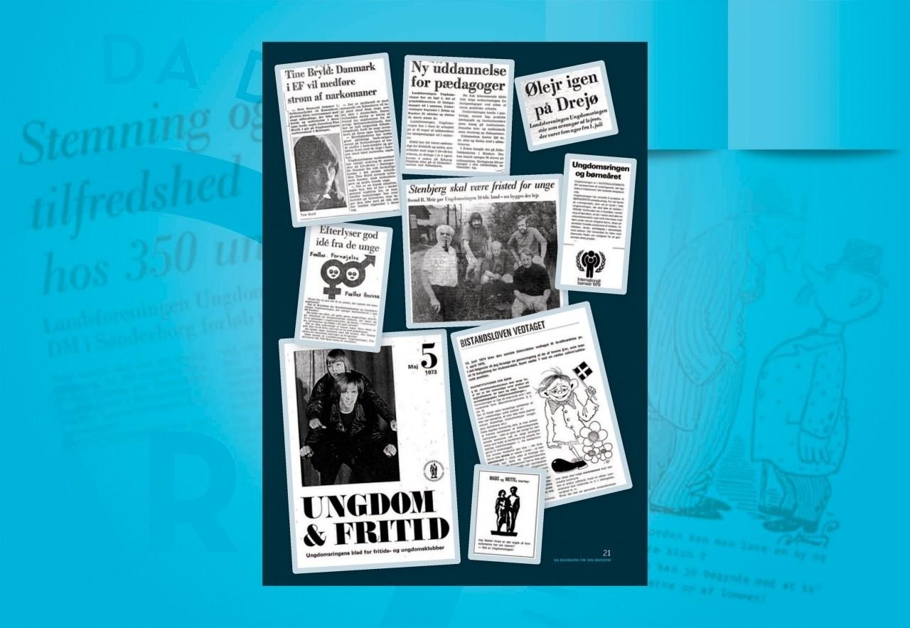 1970'erne: Samfundsengagement, nye ejendomme og ungekrav om indflydelse