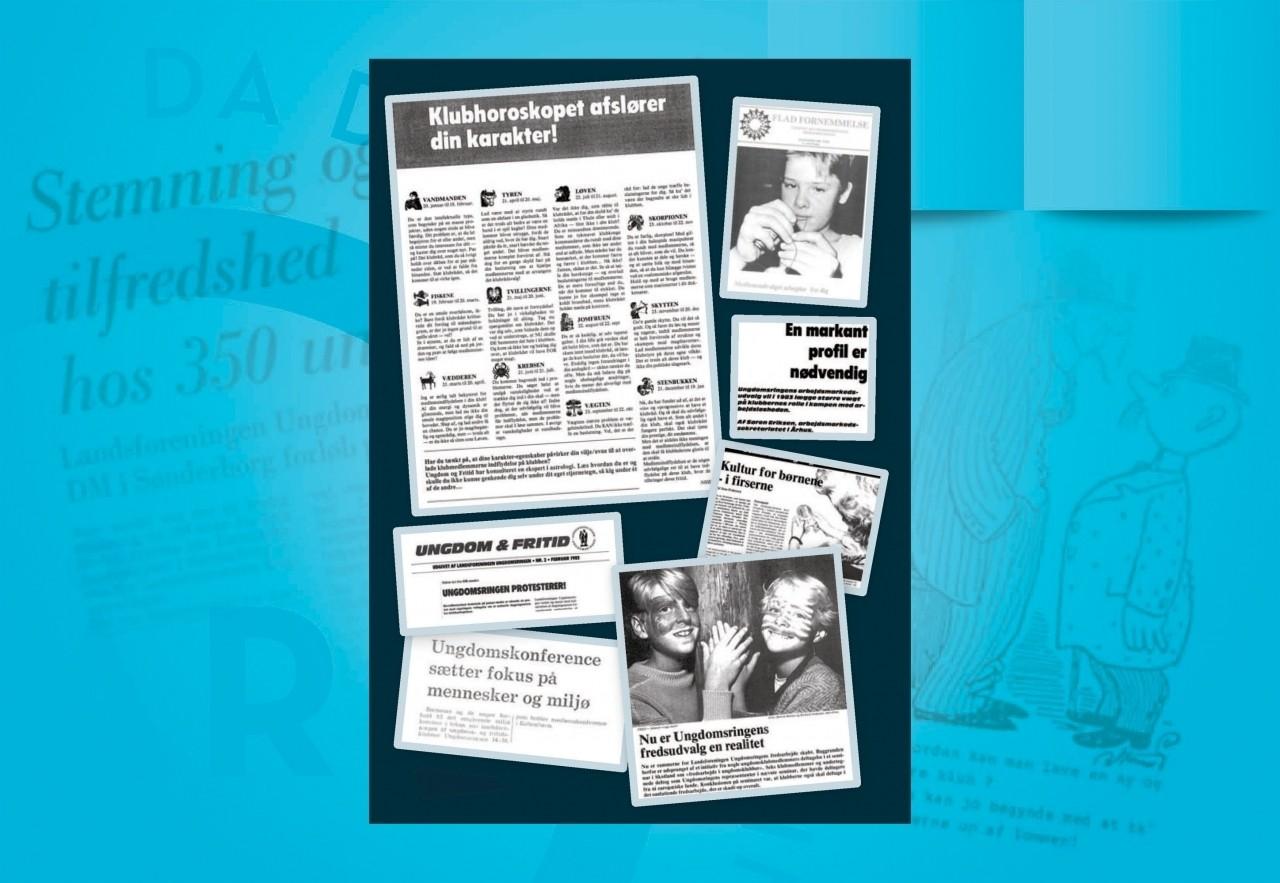 1980'erne: Musikfestivaler, ungeindflydelse for alvor og Sexualisterne