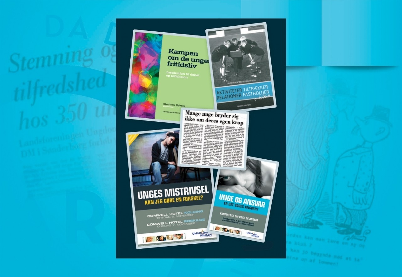 Ungdomsringen anno 2012 - Fællesskaber, engagement og aktiviteter på tværs